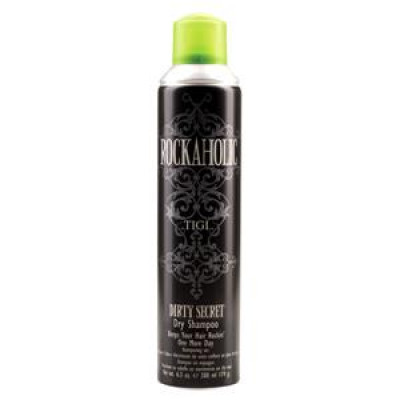 ROCKAHOLIC - SHAMPOOING SEC DIRTY SECRET 300ML -TIGI